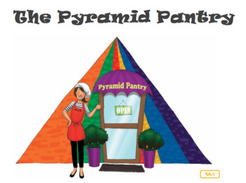 CKLA pyramid pantry
