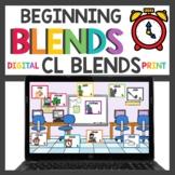 CL Blends Work Working Activities