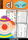 Blends Worksheets and Activities - CL