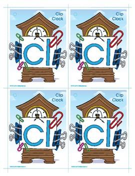 CL (Clip Clock) Blend Buddy Card
