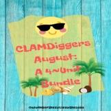 CLAMDIGGERS: August's Four-Unit Bundle
