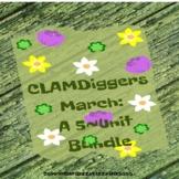 CLAMDIggers March: A 5-Unit Bundle