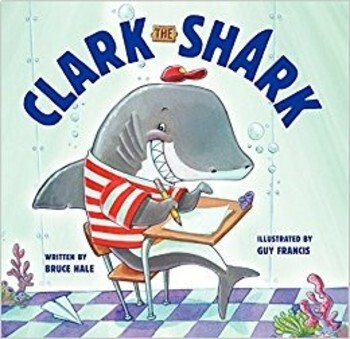 CLARK the Shark Readers' Theater Script (watch Chris Pine Read Aloud)
