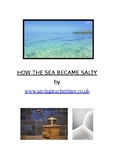 CLASS ASSEMBLY: HOW THE SEA BECAME SALTY (LINKS WELL TO THE TOPIC OF MYTHS)