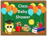 CLASS BABY SHOWER SUPER MEGA BUNDLE!!!  16 BOOKS!