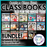 CLASS BOOKS for the whole year