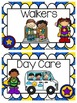CLASS DECOR: DISMISSAL CHART {BACK TO SCHOOL}