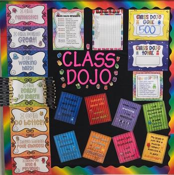 CLASS DOJO MEGA BUNDLE!
