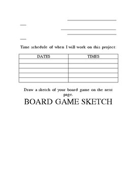 CLASSIC BOARD GAME PROJECT