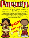 CLASSIC POP GAME! ESPAÑOL Multiplicacion 2,3,4,5