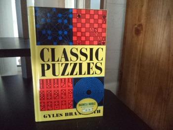 CLASSIC PUZZLES     ISBN0-7607-0658-1
