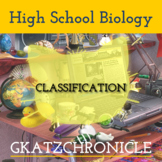 CLASSIFY 14 KEYS- CLASSIFICATION ACTIVITY - VIRTUAL LEARNING