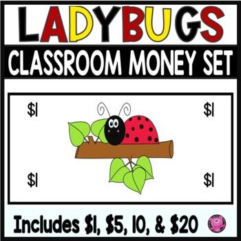 Ladybugs Classroom Money Behavior and Rewards