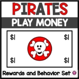 Play Money for Pirate Theme Classrooms