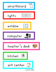 Classroom Jobs and Labels