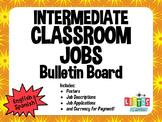 CLASSROOM JOBS Bulletin Board - English & Spanish!