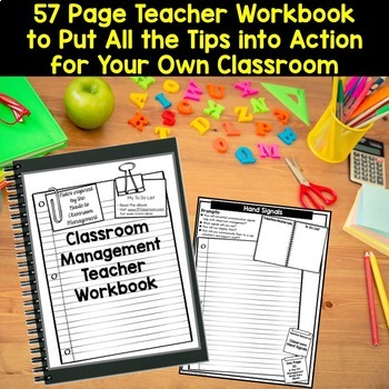 Classroom Management Bundle Procedures Routines Behavior Systems and lots more