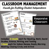 RESPONSIVE CLASSROOM MANAGEMENT VISUALS