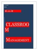 CLASSROOM  MANAGEMENT  II                           ENGLIS