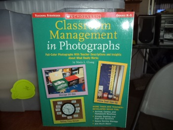 CLASSROOM MANAGEMENT IN PHOTO  ISBN 0-439-53145-4