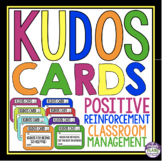 CLASSROOM MANAGEMENT: KUDOS REWARD SYSTEM