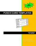CLASSROOM MANAGEMENT PUNCH CARDS - FREE RESOURCE (VER.2)