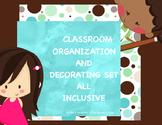 Organization and Decoration Set Aqua Dots