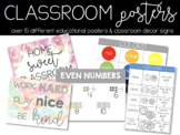 CLASSROOM POSTERS / TEACHING TOOLS