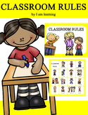 CLASSROOM RULES posters and cards