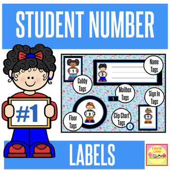 CLASSROOM STUDENT NUMBERS