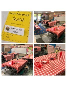 CLASSROOM TRANSFORMATION: Geometry Grill