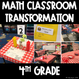 4th Grade Math CLASSROOM TRANSFORMATION