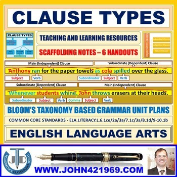 CLAUSES: HANDOUT