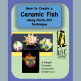 CLAY PROJECT: HOW TO CREATE A CERAMIC FISH