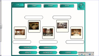 CLC Stage 1 - Vocabulary Activities