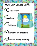 CLEAR Acronym Problem-Solving Poster