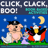 CLICK, CLACK, BOO Activities and Read Aloud Lessons for Di