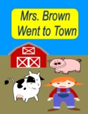 CLICK, CLACK, MOO!  COWS THAT TYPE!  --  A Reader's Theater