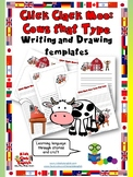 CLICK, CLACK, MOO: Cows that type - Draw and write activit