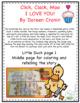 CLICK, CLACK, MOO I LOVE YOU!  BOOK CRAFT