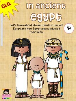 CLIL - ANCIENT EGYPT