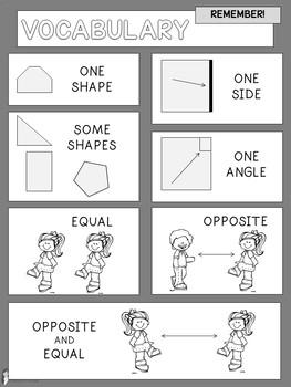 CLIL - BASIC SHAPES