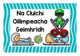 CLIL: Na Cluichí Oilimpeacha Geimhridh