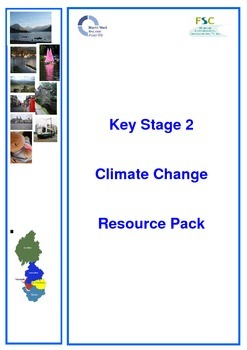 CLIMATE CHANGE RESOURCE PACK AND TASKS FOR KS2
