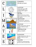 CLIMATE FACTORS for ELLs/SPED