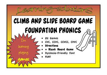 CLIMB and SLIDE Bundle - 82 games - Phases 1, 2 and 3 - Foundation Literacy