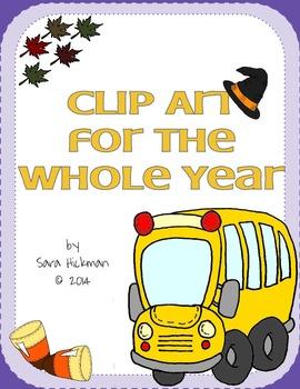 Year Clip Art