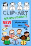 CLIP-ART STUDENTS