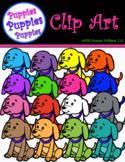CLIP ART: Puppies, Puppies, Puppies