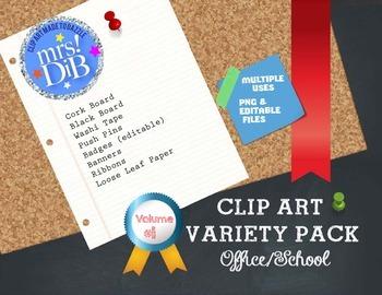 CLIP ART - VARIETY PACK #1